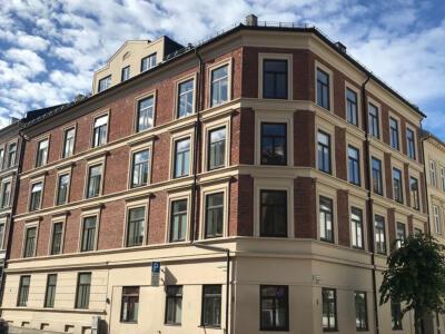Københavngata - vinduer